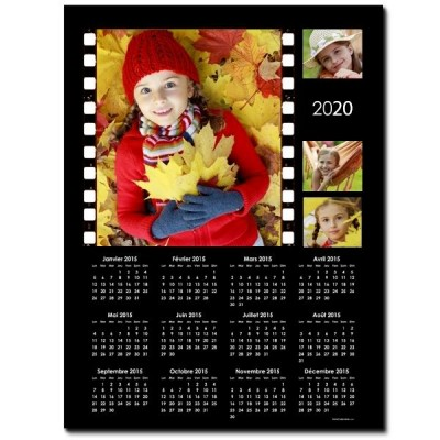 impression calendrier magnet aimant