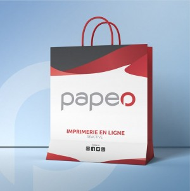impression sac papier express