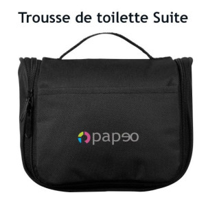 Impression trousse de toilette