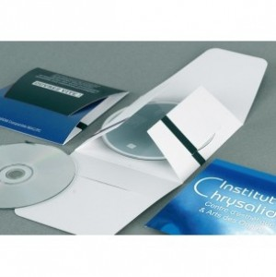 Impression de pochettes CD