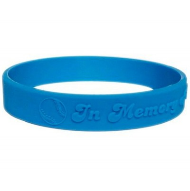 Bracelet silicone en relief pas cher