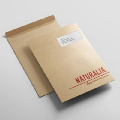 Enveloppe en données variables