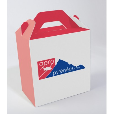 packaging vente à emporter
