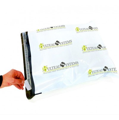 Pochette plastifiée imprimée