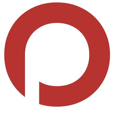 Présentoir plastique transparent pour flyer