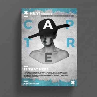 Impression A4 flyer
