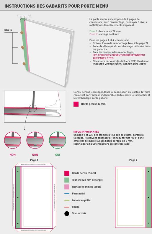 porte menu personnalisable porte carte restaurant prot ge menu de restaurant porte menu. Black Bedroom Furniture Sets. Home Design Ideas